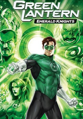 Green Lantern - Emerald Knights