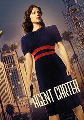 Marvel: Agentka Carter