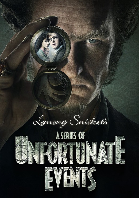 a series of unfortunate events free streaming