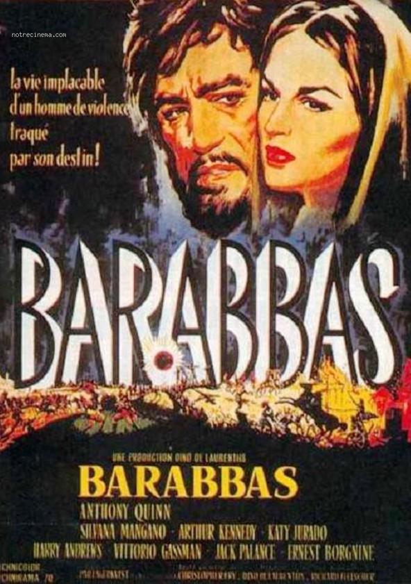 FILM GRATUIT TÉLÉCHARGER BARABBAS