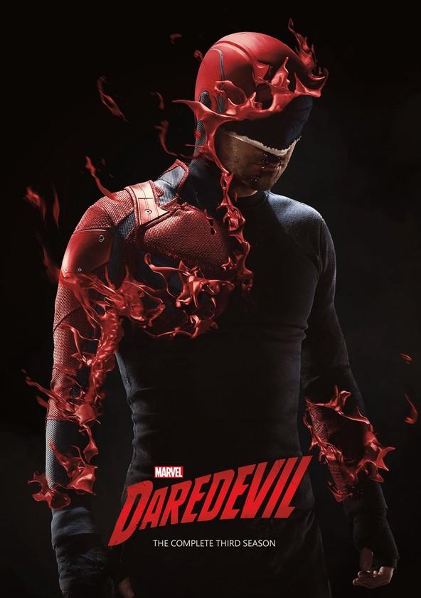 Marvel's Daredevil Season 3 poster