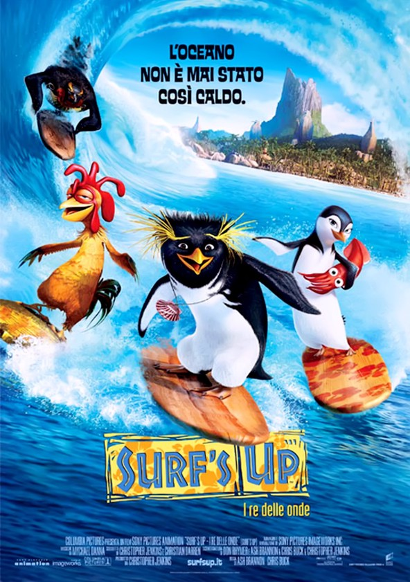 Surf's Up - I re delle onde