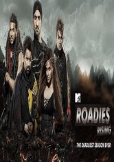 MTV Roadies Rising