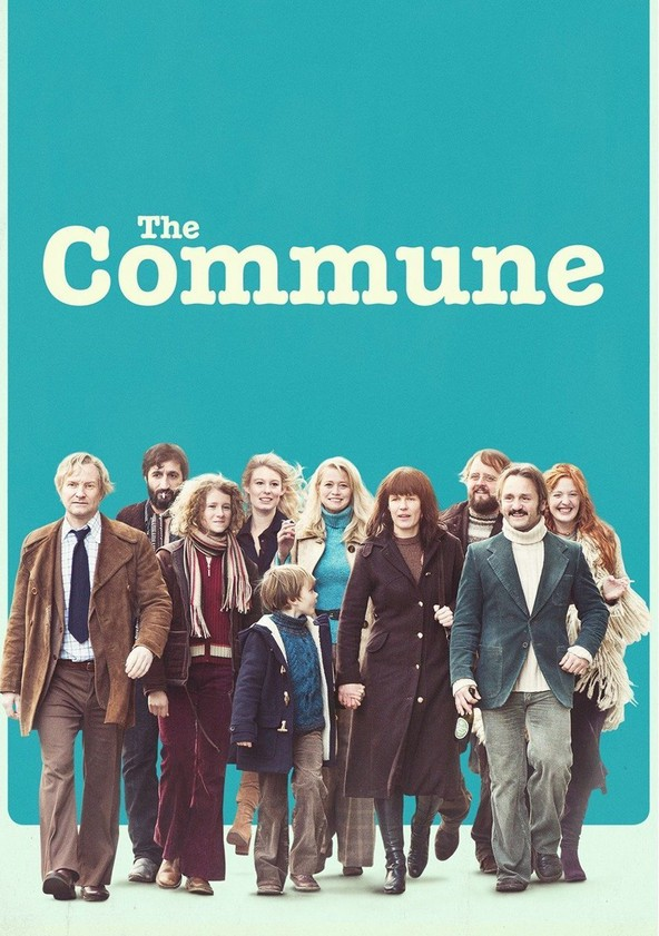 The Commune poster