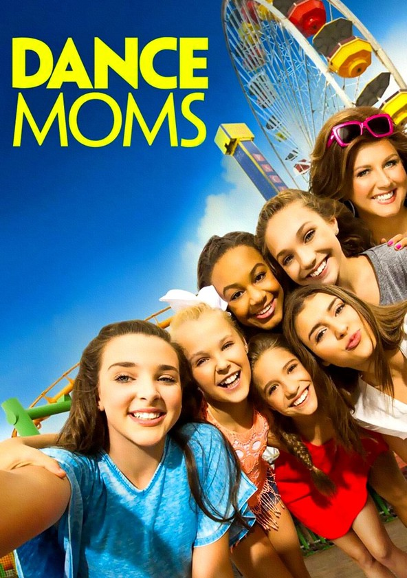 Dance Moms Season 7 poster