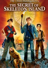 The Three Investigators and The Secret Of Skeleton Island