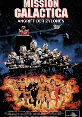 Mission Galactica - Angriff der Zylonen
