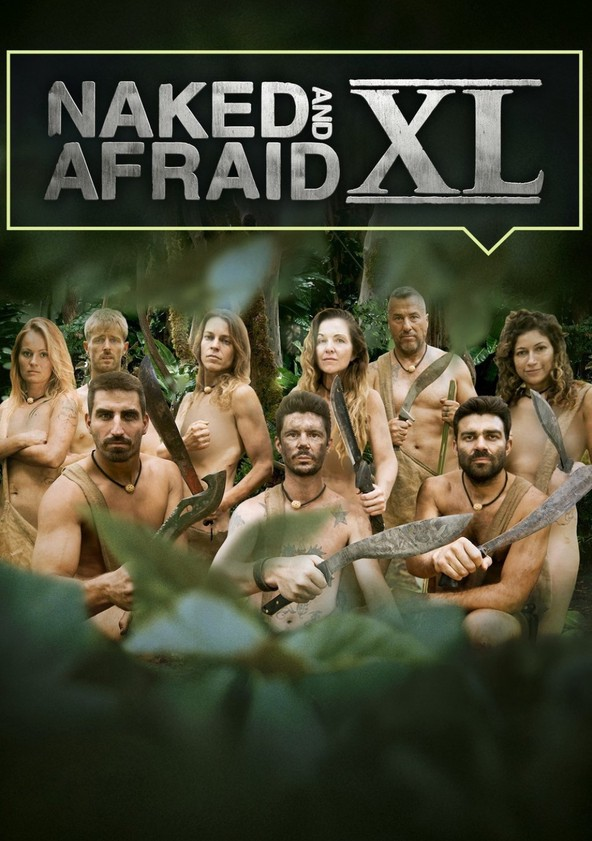 Naked and afraid without censure-5054