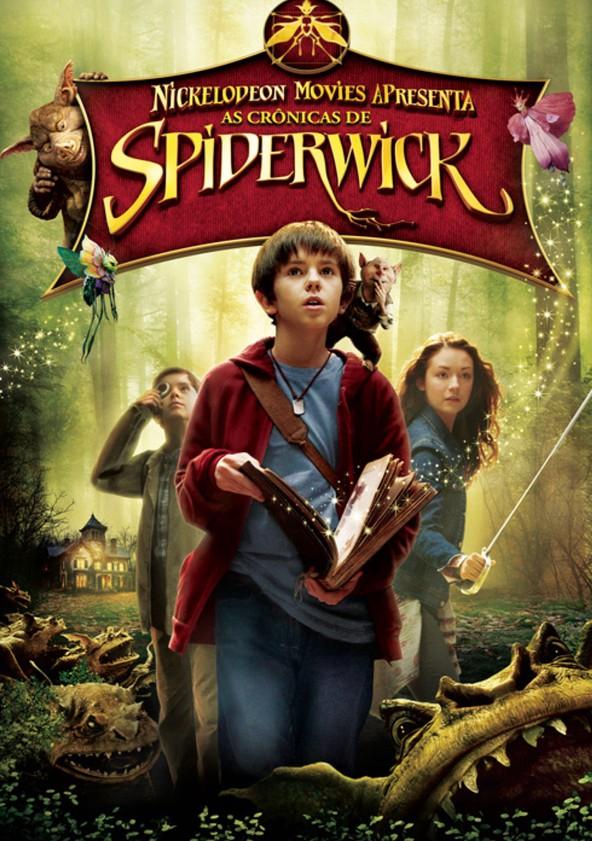 filme as cronicas de spiderwick dublado gratis