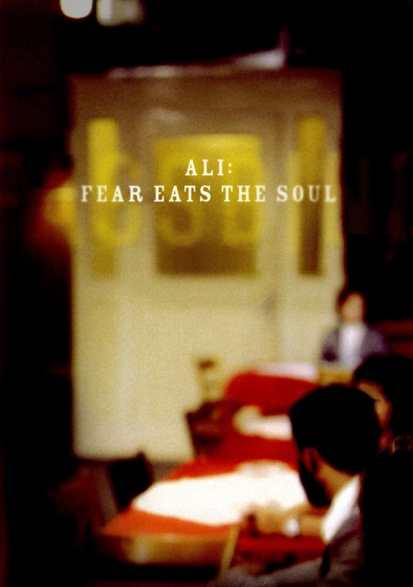 Ali: Fear Eats the Soul