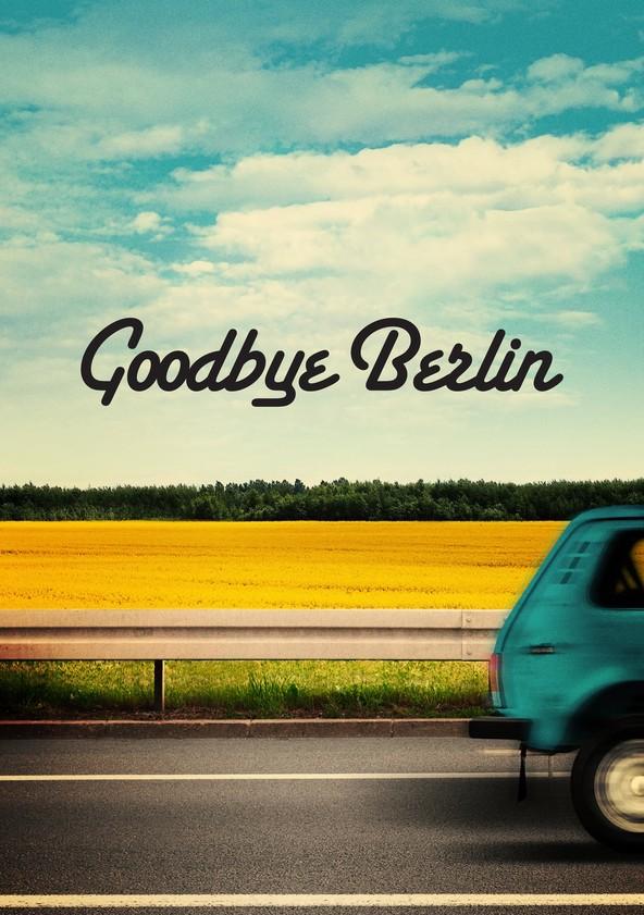 Goodbye Berlin poster