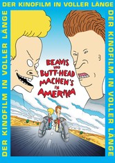 Beavis & Butthead machen's in Amerika
