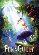 FernGully: As Aventuras de Zak e Crysta na Floresta Tropical