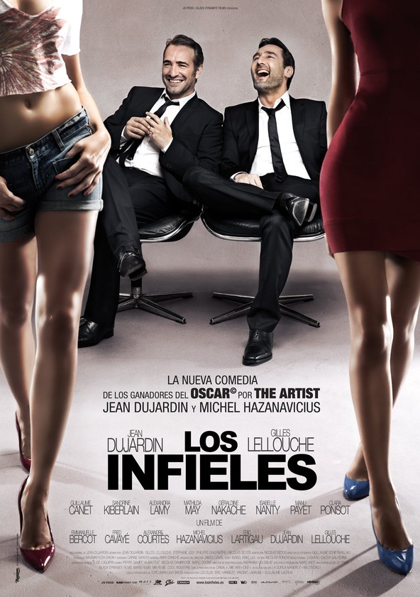 Los infieles poster