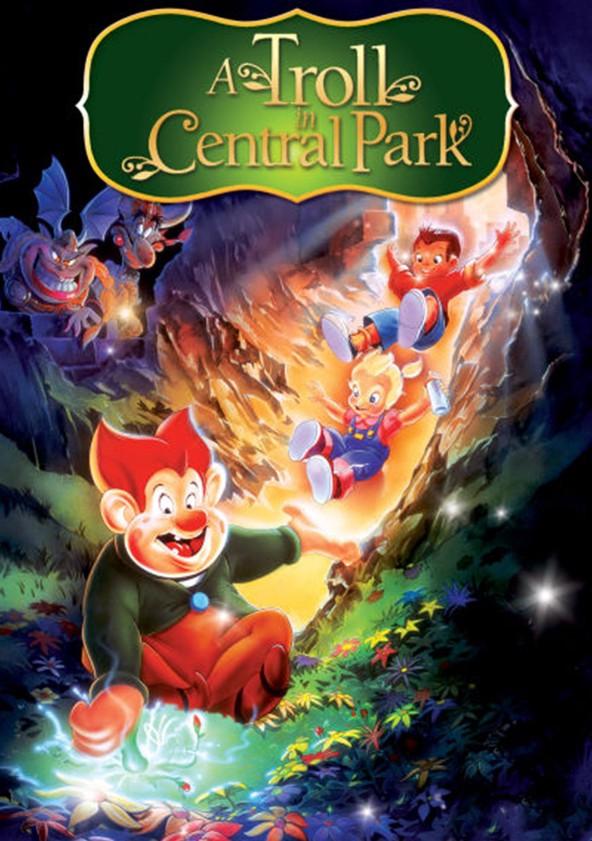 a troll in central park full movie online free