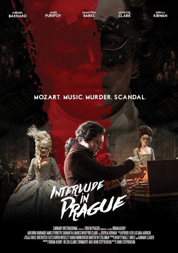 Interlude In Prague poster