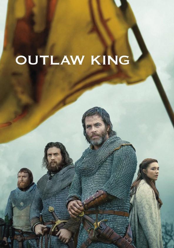 Outlaw King: Le roi hors-la-loi poster