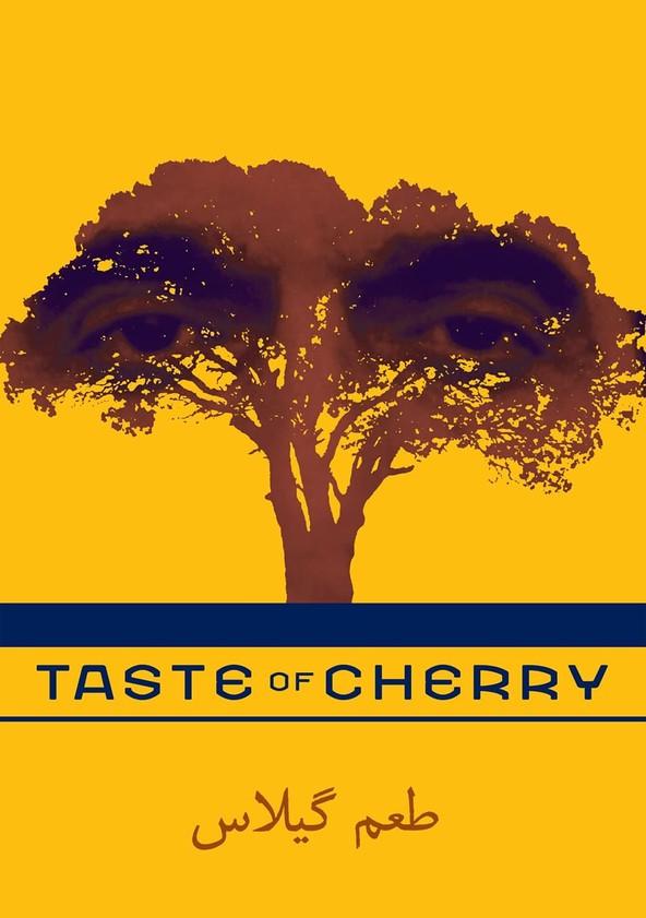 Taste of Cherry poster