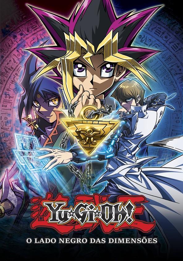 Yu-Gi-Oh! - O Lado Negro das Dimensões