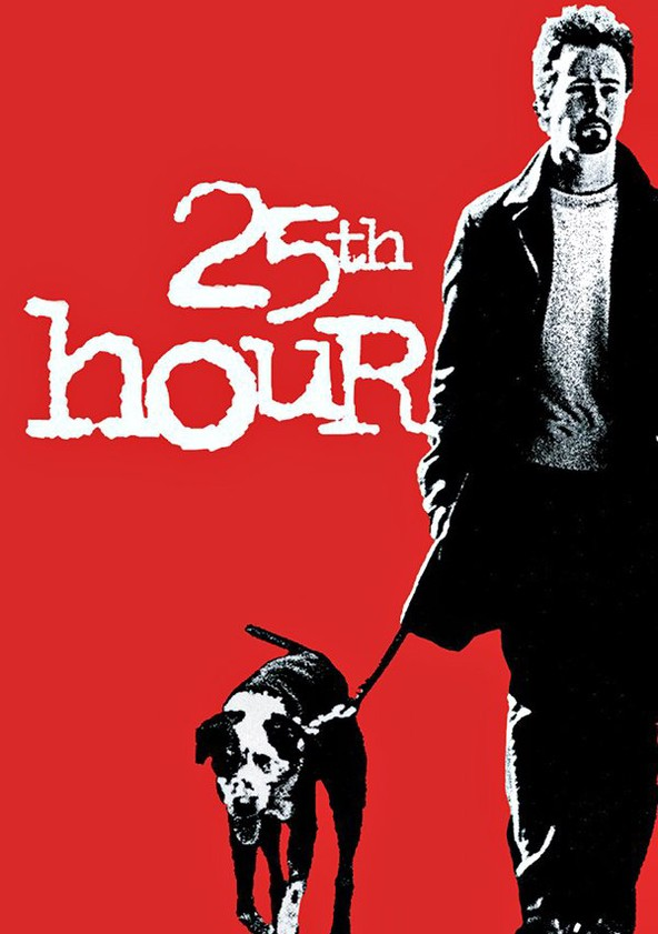 25th Hour poster