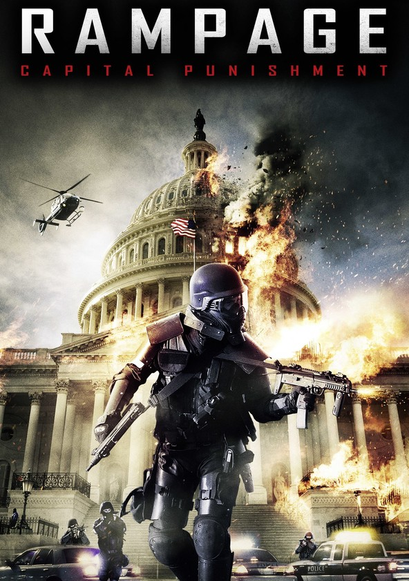 Rampage: Capital Punishment poster