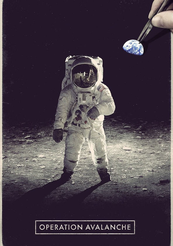 Operation Avalanche poster