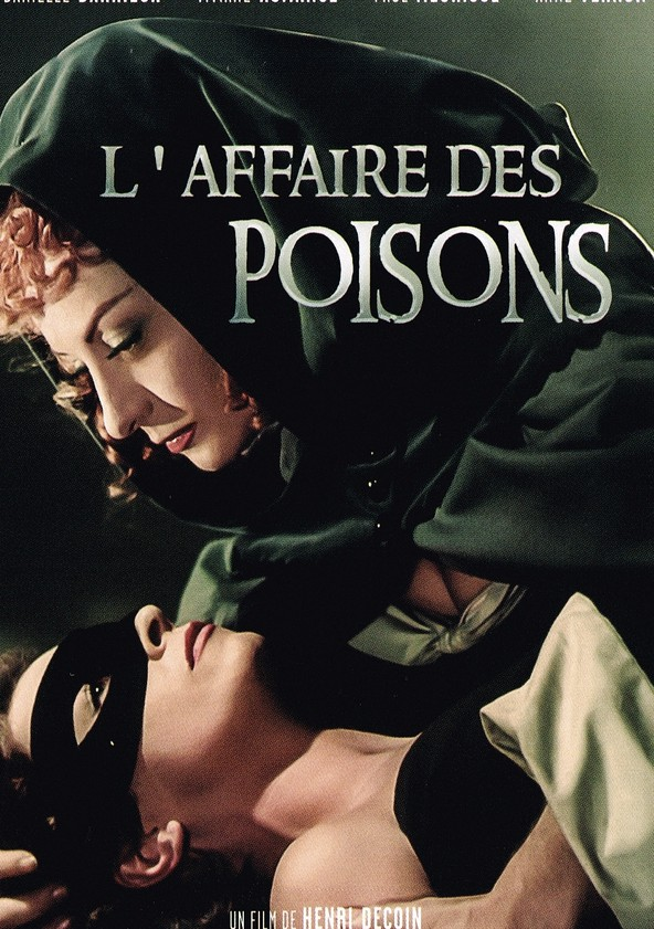 L'affaire des poisons poster