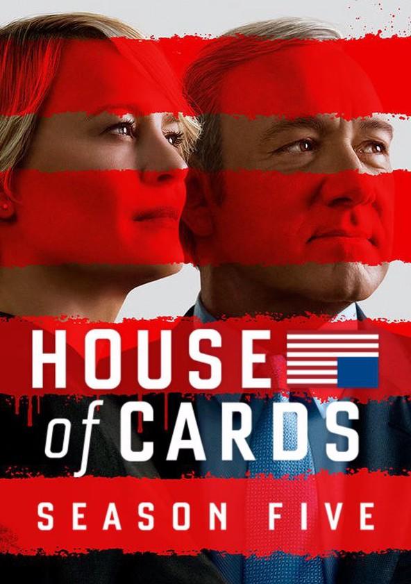 house of cards online temporada 5