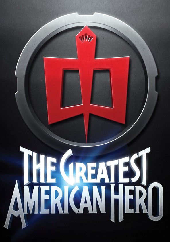 The Greatest American Hero poster