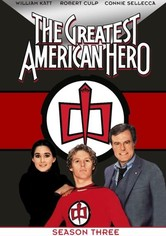 The Greatest American Hero Season 3