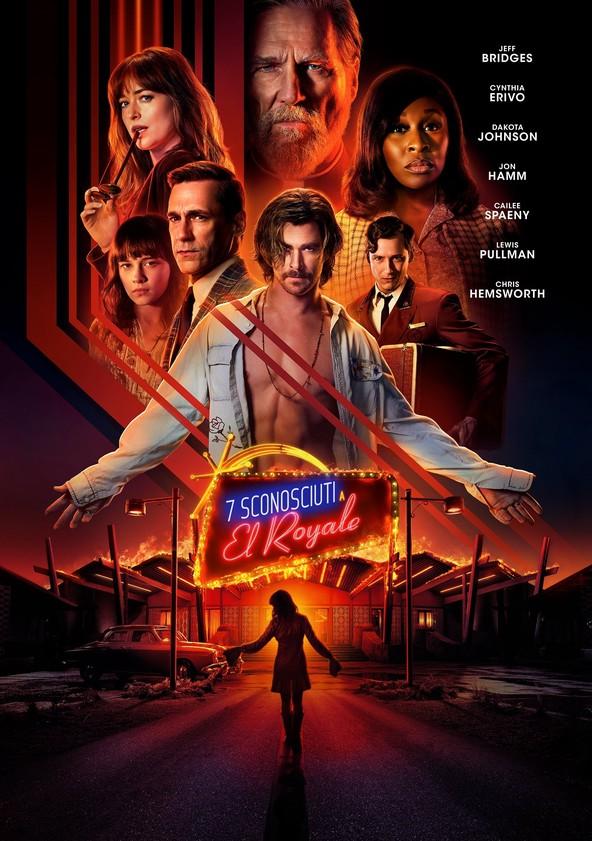 7 Sconosciuti a El Royale poster