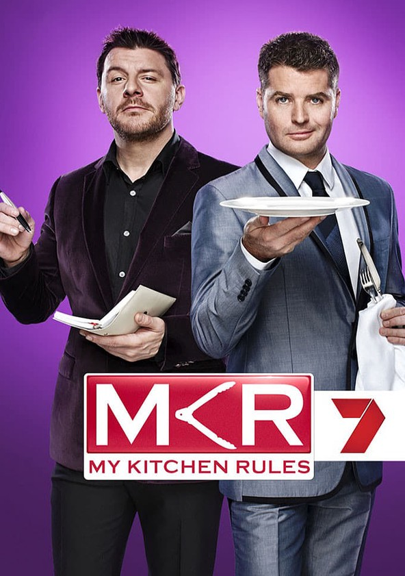 My Kitchen Rules - streaming tv show online