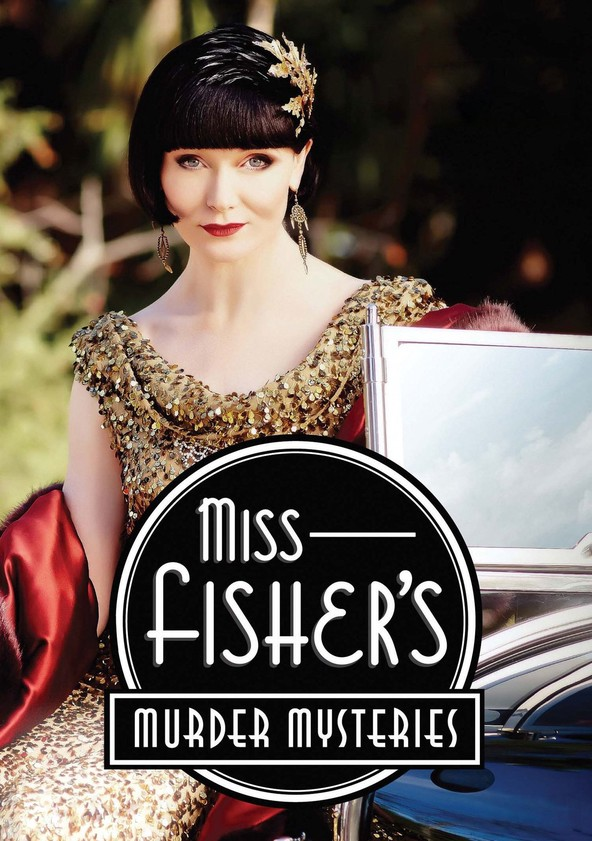 Miss Fisher's Murder Mysteries poster