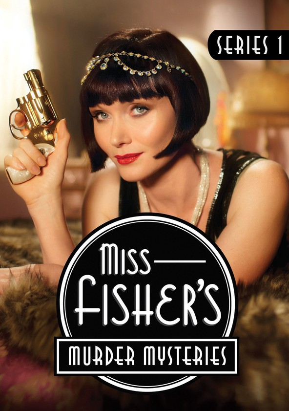 Miss Fisher's Murder Mysteries Series 1 poster