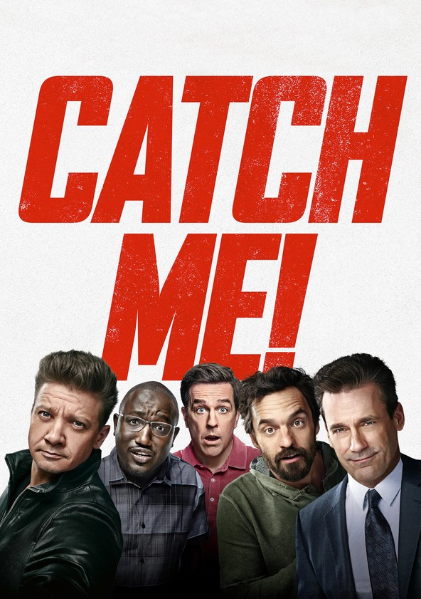 Catch Me! poster