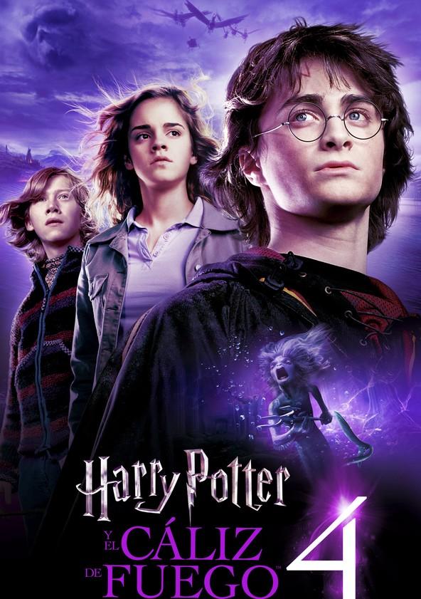 Harry Potter y el Cáliz de Fuego poster