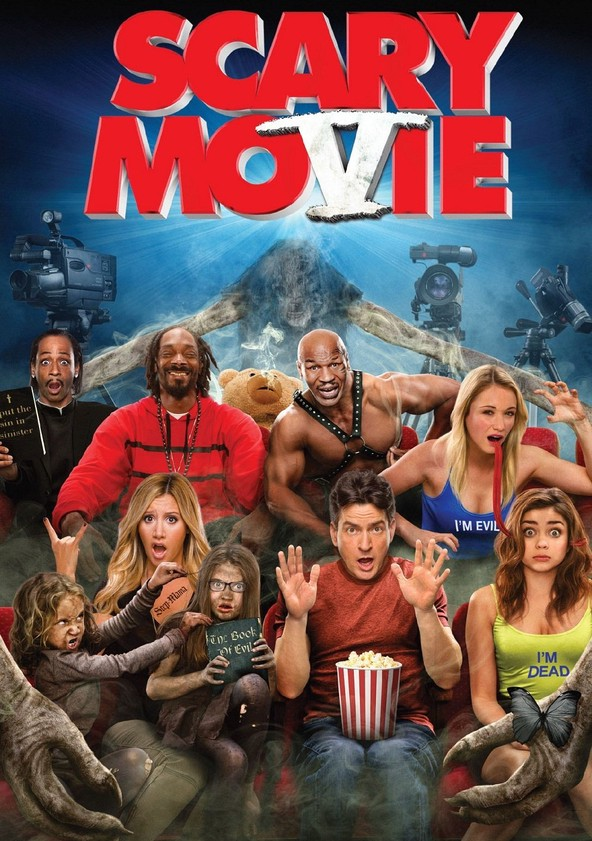 Scary Movie 5 Streaming Where To Watch Online