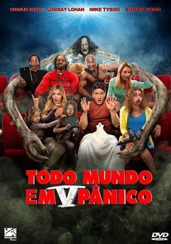 Scary Movie 5 - Um Mítico Susto de Filme