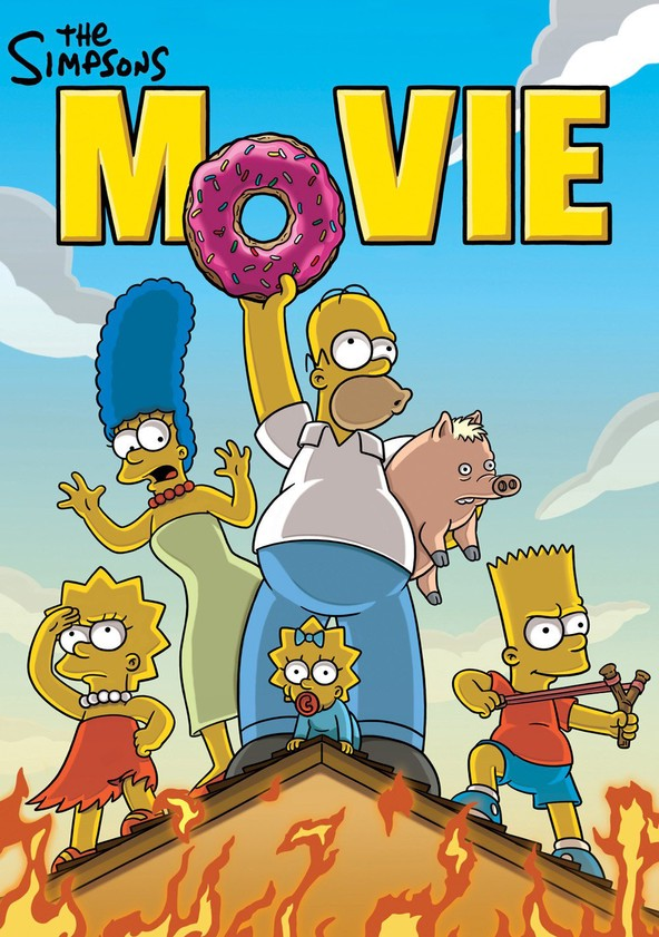 The Simpsons Movie Streaming Where To Watch Online