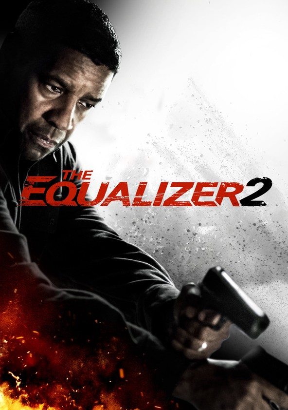 The Equalizer 2 (El protector 2) poster