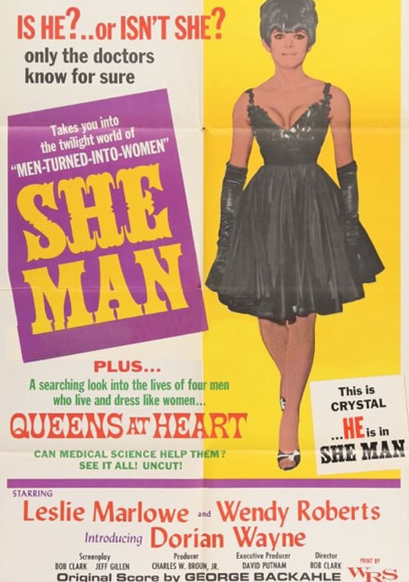 She-Man: A Story of Fixation