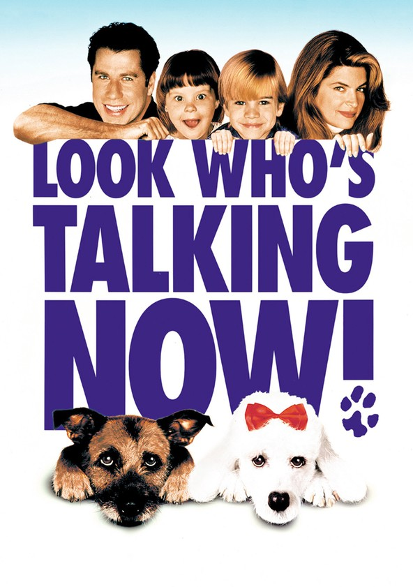 Look Who's Talking Now! poster