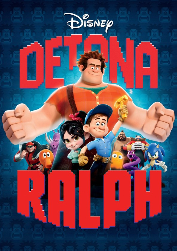 Força Ralph poster
