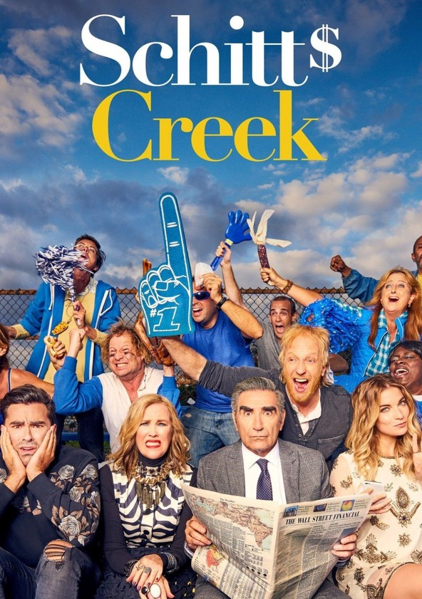 Schitt's Creek poster