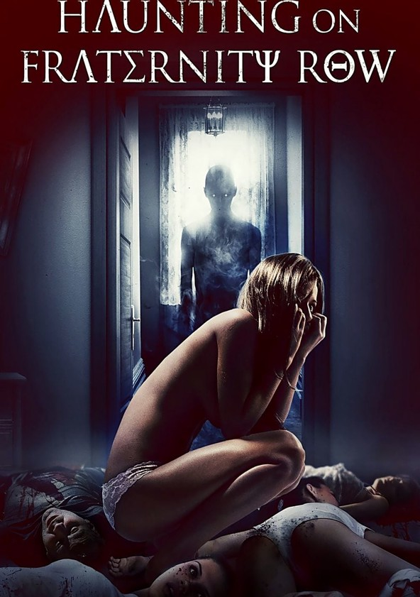Haunting on Fraternity Row poster