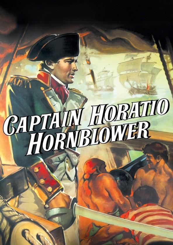 Captain Horatio Hornblower R.N. poster