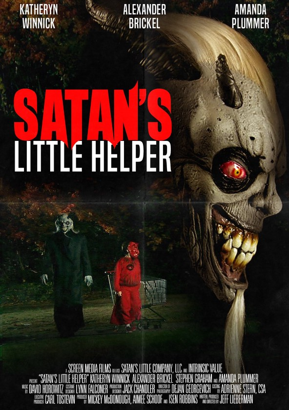 Satan's Little Helper poster