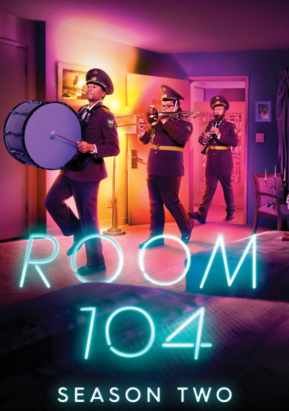 Room 104 Staffel 2 poster
