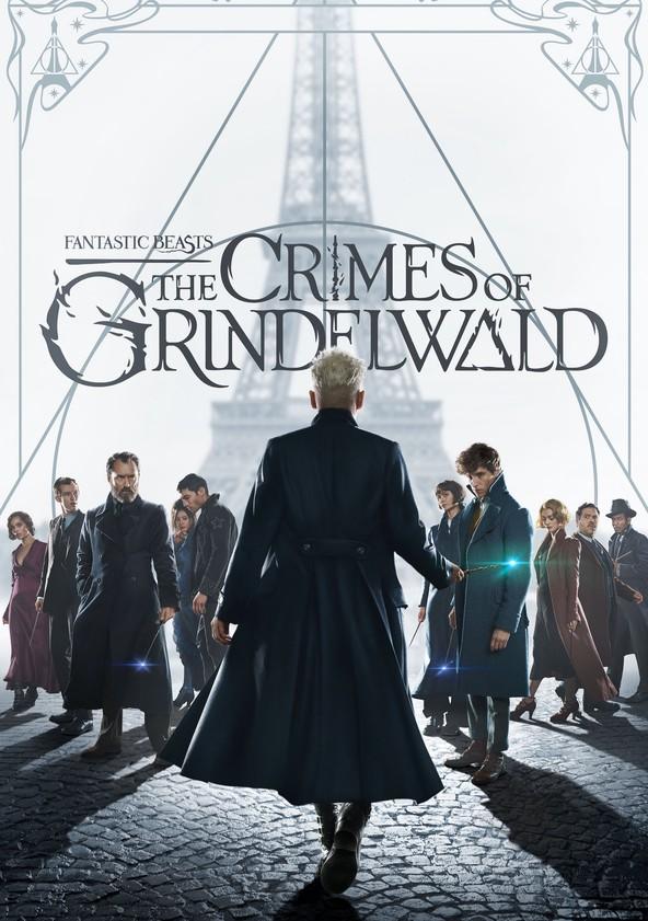 Ihmeotukset: Grindelwaldin rikokset poster
