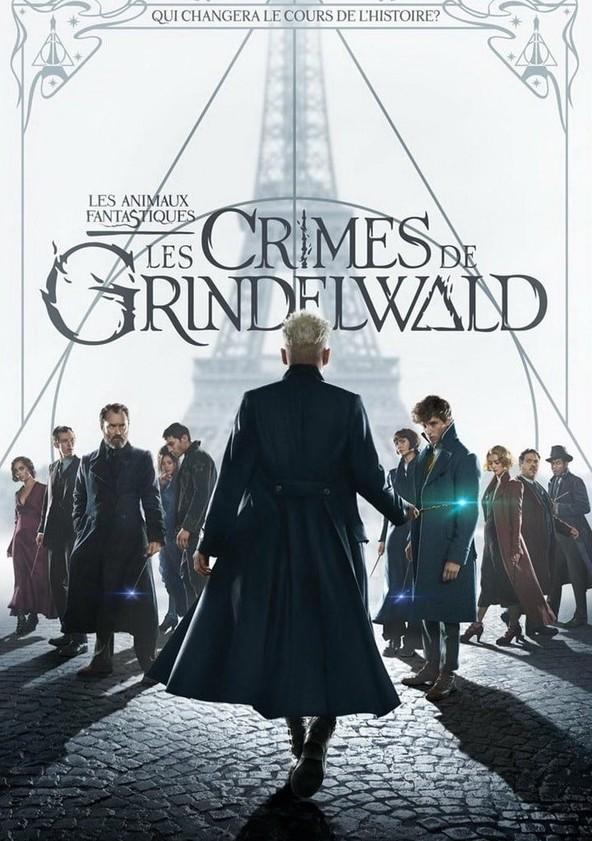 Les Animaux fantastiques : Les Crimes de Grindelwald poster